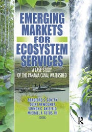 Emerging Markets for Ecosystem Services - 1st Edition book cover