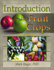 Introduction to Fruit Crops - 1st Edition book cover