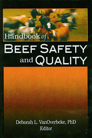 Handbook of Beef Safety and Quality
