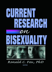 Current Research on Bisexuality - 1st Edition book cover