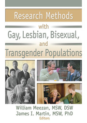 Research Methods with Gay, Lesbian, Bisexual, and Transgender Populations - 1st Edition book cover