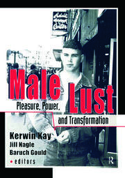 Male Lust - 1st Edition book cover