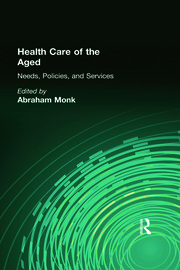 Health Care of the Aged - 1st Edition book cover