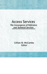 Access Services: - 1st Edition book cover