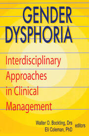 Gender Dysphoria - 1st Edition book cover
