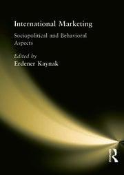 International Marketing - 1st Edition book cover