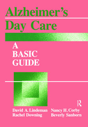 Alzheimer's Day Care - 1st Edition book cover