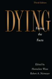 Dying - 3rd Edition book cover