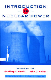 Introduction to Nuclear Power - 2nd Edition book cover