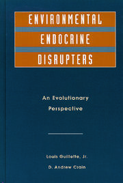 Environmental Endocrine Disruptors: An Evolutionary Perspective