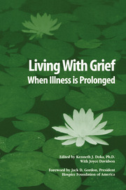 Living With Grief - 1st Edition book cover