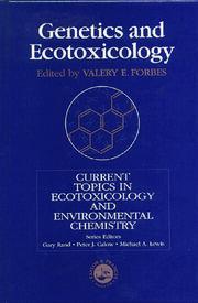 Genetics And Ecotoxicology