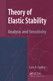Theory of Elastic Stability - 1st Edition book cover