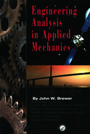 Engineering Analysis in Applied Mechanics - 1st Edition book cover