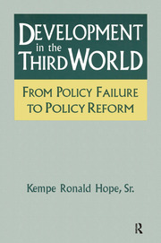 Development in the Third World: From Policy Failure to Policy Reform - 1st Edition book cover