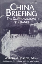 China Briefing - 1st Edition book cover