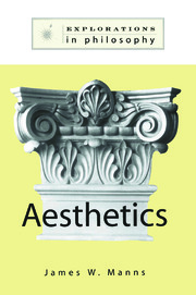 Philosophy and Aesthetics - 1st Edition book cover
