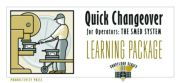 Quick Changeover for Operators Learning Package