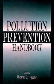 Pollution Prevention Handbook