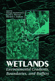 Wetlands: Environmental Gradients, Boundaries, and Buffers
