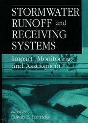 Stormwater Runoff and Receiving Systems: Impact, Monitoring, and Assessment