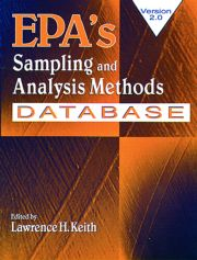 EPA's Sampling and Analysis Methods Database