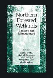 Northern Forested Wetlands Ecology and Management