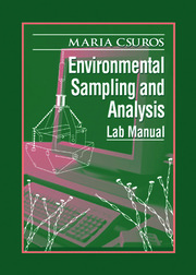Environmental Sampling and Analysis: Lab Manual