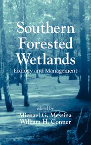 Southern Forested Wetlands: Ecology and Management