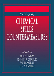 Survey of Chemical Spill Countermeasures - 1st Edition book cover