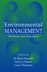 Environmental Management: Problems and Solutions