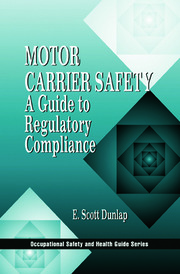 Motor Carrier Safety - 1st Edition book cover