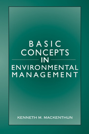 Basic Concepts in Environmental Management