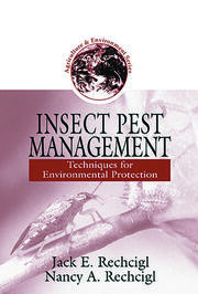 Insect Pest Management: Techniques for Environmental Protection