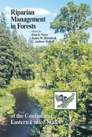 Riparian Management in Forests of the Continental Eastern United States