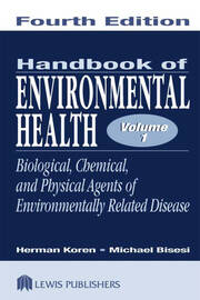 Handbook of Environmental Health, Two Volume Set