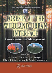 Forests at the Wildland-Urban Interface: Conservation and Management