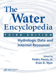 The Water Encyclopedia: Hydrologic Data and Internet Resources