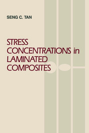 Stress Concentrations in Laminated Composites - 1st Edition book cover