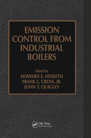 Emission Control from Industrial Boilers - 1st Edition book cover