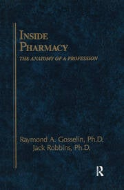 Inside Pharmacy - 1st Edition book cover