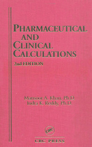 Pharmaceutical and Clinical Calculations