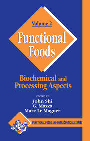 Functional Foods: Biochemical and Processing Aspects, Volume 2