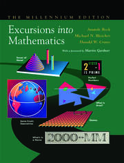 Excursions into Mathematics - 1st Edition book cover