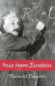 Once Upon Einstein - 1st Edition book cover