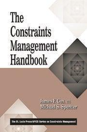 The Constraints Management Handbook
