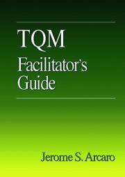 TQM Facilitator's Guide