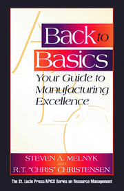 Back to Basics: Your Guide to Manufacturing Excellence