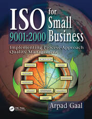 Iso 9001: 2000 for Small Business: Implementing Process-Approach Quality Management