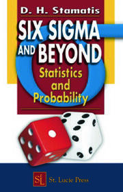 Six Sigma and Beyond - 1st Edition book cover